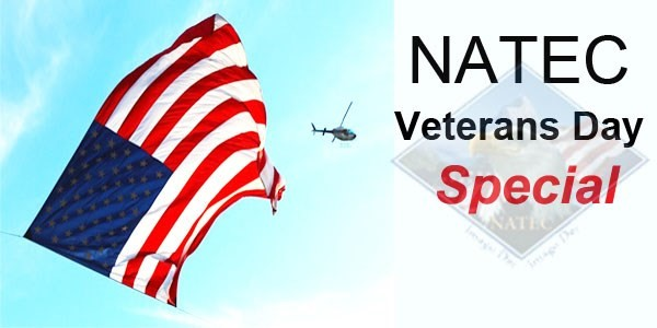 NATEC offering Veterans Day Special!