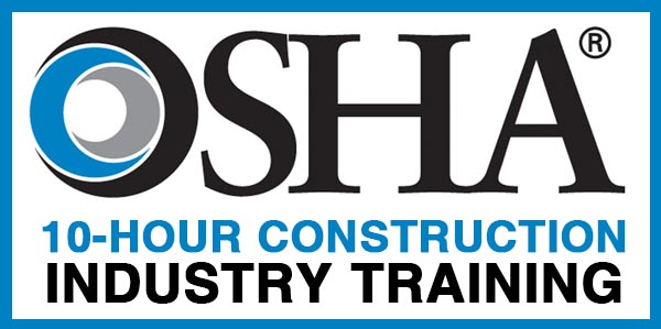 Southern California Federal OSHA 10 Hour